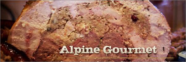 Alpine Steakhouse Turducken