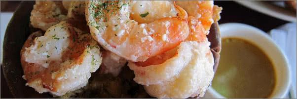 Bennys Seafood Restaurant Mofongo