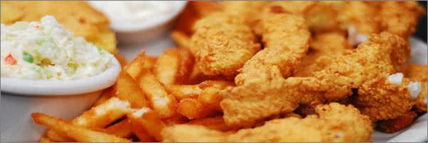 Deanies Seafood Restaurant Market Fried Catfish Dinner