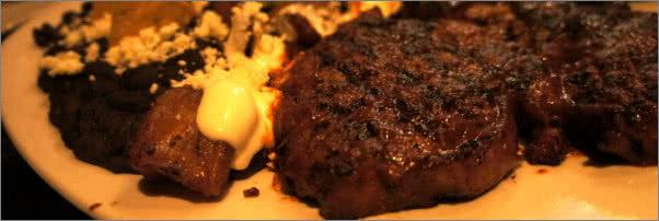Frontera Grill Carne Asada A La Oxaquena