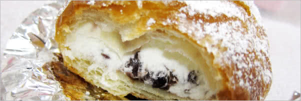 Japonaise Azuki Cream Croissant