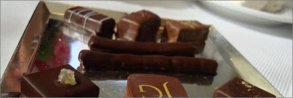 Jean-Georges Chocolate Tasting Menu