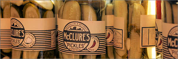 McClures Pickles