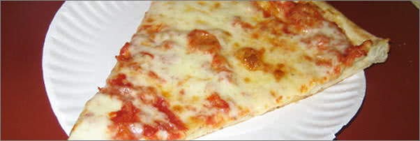 Mimis Cheese Pizza