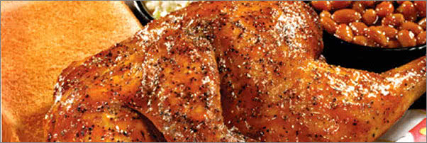 No 7 Restaurant Half Chicken