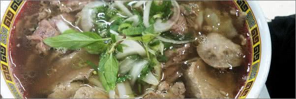 Pho Tau Bay Restaurant Pho Gha