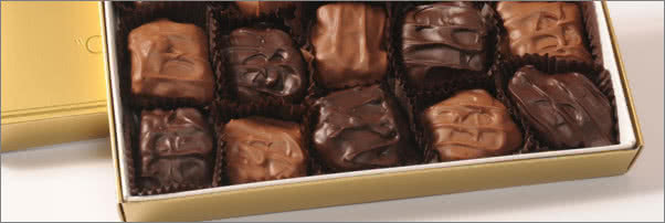 Dark Chocolate Dixies at Richardson\'s Candy Kitchen - The Best ...