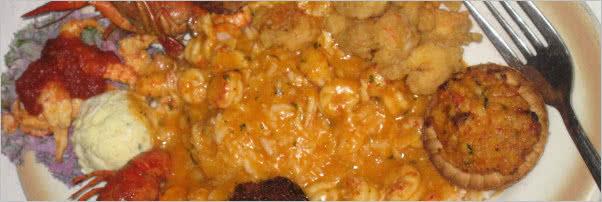 Robins Restaurant Crawfish Etouffee