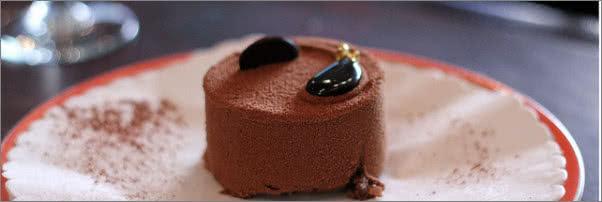 Sant Ambroeus Chocolate Mousse Cake