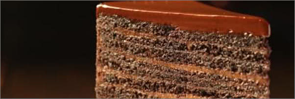 Strip House Chocolate Cake