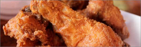 Strouds Restaurant Bar Pan Fried Chicken