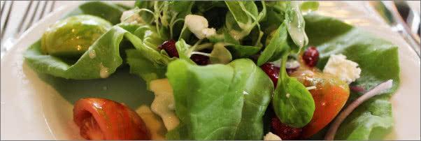 Todd English Figs Boston Bibb Mache Salad