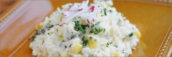 Zarela Creamy Rice Casserol