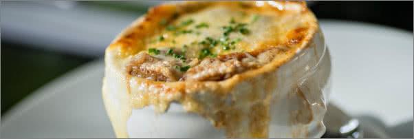Zinc Bistro French Onion Soup